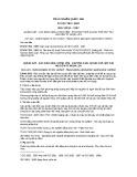 Tiêu chuẩn Quốc gia TCVN 7793:2007 - ISO 13310:1997