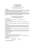 Tiêu chuẩn Quốc gia TCVN 6632:2000