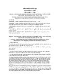 Tiêu chuẩn Quốc gia TCVN 7839-1:2007 - ISO 11546-1:1995