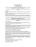 Tiêu chuẩn Quốc gia TCVN 7880:2008