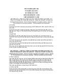 Tiêu chuẩn Quốc gia TCVN 6627-18-21:2011 - IEC 60034-18-21:1992