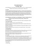 Tiêu chuẩn Quốc gia TCVN 6619:2000