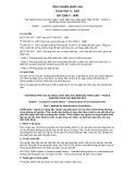 Tiêu chuẩn Quốc gia TCVN 7837-3:2007 - ISO 2286-3:1998