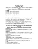 Tiêu chuẩn Quốc gia TCVN 6530-1:1999