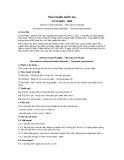 Tiêu chuẩn Quốc gia TCVN 6630:2000