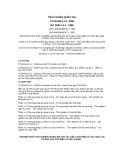 Tiêu chuẩn Quốc gia TCVN 6614-3-2:2008 - IEC 60811-3-2:1985