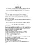 Tiêu chuẩn Quốc gia TCVN 7862-2:2008 - IEC 60072-2:1990