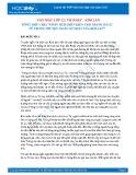 Tổng hợp 5 bài phân tích diễn biến tâm trạng bà cụ Tứ trong truyện ngắn Vợ nhặt của Kim Lân