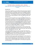 Tổng hợp 5 bài phân tích tác phẩm Vợ chồng A Phủ của Tô Hoài
