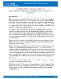 5 Bài văn mẫu phân tích tác phẩm Vợ nhặt của nhà văn Kim Lân