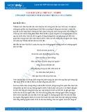 Tổng hợp 5 bài phân tích bài thơ Việt Bắc của Tố Hữu
