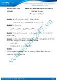 Đề thi học sinh giỏi môn Toán lớp 11 năm 2012-2013 - Trường THPT YJUT