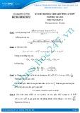 Đề thi học sinh giỏi môn Toán lớp 11 năm 2012-2013 - Sở GD&ĐT Hà Tĩnh
