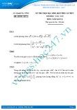 Đề thi HSG môn Toán lớp 10 năm 2014-2015 - Sở GD&ĐT Hà Tĩnh