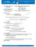 Đề thi tuyển sinh lớp 10 môn Toán (Chuyên) năm 2012-2013 - Sở GD&ĐT Khánh Hoà