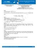 Đề thi tuyển sinh lớp 10 môn Toán (Chuyên) năm 2013-2014 - THPT Chuyên Lê Hồng Phong (Sở GD&ĐT HCM)