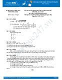 Đề thi tuyển sinh lớp 10 môn Toán năm 2013-2014 - Sở GD&ĐT Kiên Giang