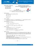 Đề thi tuyển sinh lớp 10 môn Toán năm 2013-2014 - THPT Nguyễn Thượng Hiền (Sở GD&ĐT HCM)