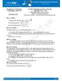Đề thi tuyển sinh lớp 10 môn Toán (Chuyên) năm 2013-2014 - Sở GD&ĐT Bà Rịa Vũng Tàu