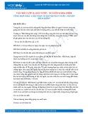 Tổng hợp 4 bài cảm nhận về bài thơ đất nước - Nguyễn Khoa Điềm