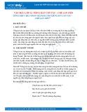 Tổng hợp 5 bài phân tích bài thơ Tiếng hát con tàu  - Chế Lan Viên