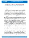 Tổng hợp 3 bài phần tích 9 câu đầu trong bài thơ Đất nước của Nguyễn Khoa Điềm