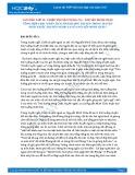 Tổng hợp 4 bài phân tích tình huống truyện trong truyện ngắn Chiếc thuyền ngoài xa của Nguyễn Minh Châu