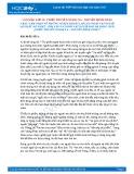 3 Bài cảm nhận về những vẻ đẹp khuất lấp của nhân vật người vợ nhặt (Vợ nhặt - Kim Lân) và nhân vật người đàn bà hàng chài (Chiếc thuyền ngoài xa - Nguyễn Minh Châu)