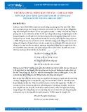 Tổng hợp 3 bài bình giảng khổ thơ đề từ trong bài Tiếng hát con tàu của Chế Lan Viên