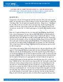 Tổng hợp 6 bài phân tích nhân vật Phùng trong Chiếc thuyền ngoài xa của nhà văn Nguyễn Minh Châu