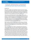 Tổng hợp 2 bài phân tích hình thượng chiếc thuyền trong truyện ngắn Chiếc thuyền ngoài xa của Nguyễn Minh Châu