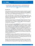 7 Bài văn mẫu phân tích nhân vật người đàn bà hàng chài trong tác phẩm Chiếc thuyền ngoài xa của Nguyễn Minh Châu