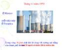 Bài giảng Bài 16: Hiđro sunfua lưu huỳnh đioxit lưu huỳnh trioxxit