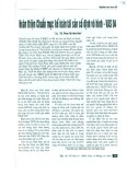 Hoàn thiện chuẩn mực kế toán tài sản cố định vô hình - VAS 04