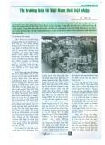 Thị trường bán lẻ Việt Nam thời hội nhập