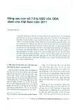 Đằng sau con số 7,9 tỷ USD vốn ODA dành cho Việt Nam năm 2011
