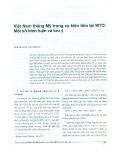 Việt Nam thắng Mỹ trong vụ kiện tôm tại WTO: Một số bình luận và lưu ý