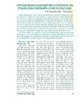 Việt Nam tham gia Nghị định thư Luân Đôn năm 1996 về ngăn chặn ô nhiễm biển: Cơ hội và thách thức