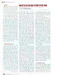 Bàn về tái cơ cấu đầu tư công tại Việt Nam