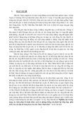 Đề tài: Nghiên cứu và ứng dụng các biện pháp kỹ thuật thâm canh và phòng chống sâu bệnh hại tổng hợp, phát triển cho cây đậu đỏ hàng hóa cho tỉnh Thừa Thiên Huế