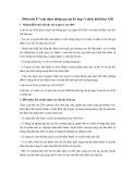 Điểm mới 7 Luật được thông qua tại Kỳ họp 11 Quốc hội Khóa XIII