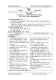 Giáo án Tin Học khối 3 - GV. Từ Đăng Linh