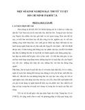 Sáng kiến kinh nghiệm: Một số kinh nghiệm dạy thơ tứ tuyệt Hồ Chí Minh ở khối 7, 8