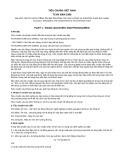 Tiêu chuẩn Quốc gia TCVN 5964:1995