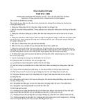 Tiêu chuẩn Việt Nam TCVN 5713:1993