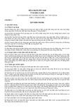 Tiêu chuẩn Việt Nam TCVN 5801-4:2005