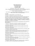 Tiêu chuẩn Quốc gia TCVN 5465-12:2009 - ISO 1833-12:2006
