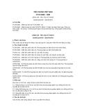 Tiêu chuẩn Việt Nam TCVN 5690:1998