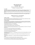 Tiêu chuẩn Việt Nam TCVN 5729:2012