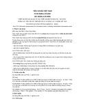 Tiêu chuẩn Quốc gia TCVN 5699-2-25:2007 - IEC 60335-2-25:2005